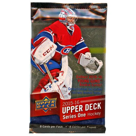 NHL 2015-16 Series 1 Hockey Trading Card Pack