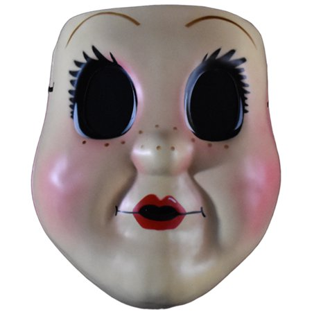 Best Costume Masks (The Strangers Prey at Night Dollface Adult Costume Vacuform)