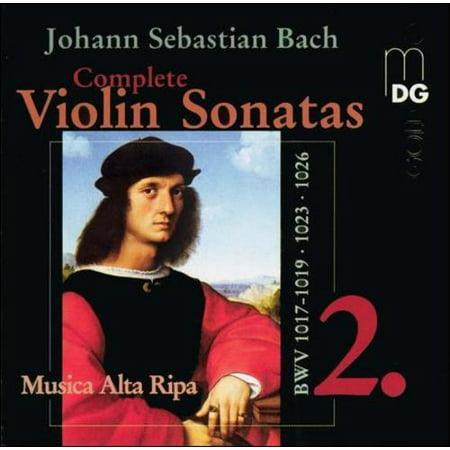 Complete Viola Sonatas (BACH: COMPLETE VIOLIN SONATAS 2)