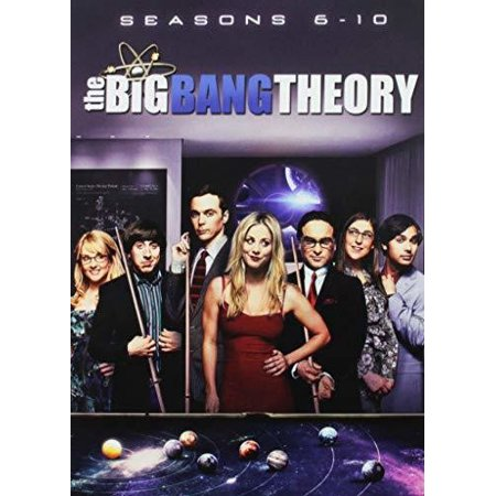 The Big Bang Theory: Seasons 6-10 (DVD) (Best Of Big Bang Theory)