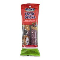 Vitakraft Menu Wildberry Small Animal Treat Sticks, 2 Sticks, 3.75 oz.