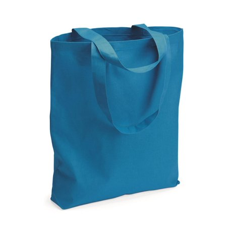 Q-Tees Bags 11.7L Economical Gusseted Tote