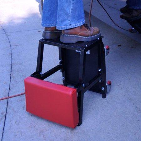 Buy Pro-Lift C-2800 Grey Creeper Seat and Stool Combo, 300 lb. Capacity