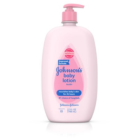 Johnson's Baby Lotion, 27 Fl. oz