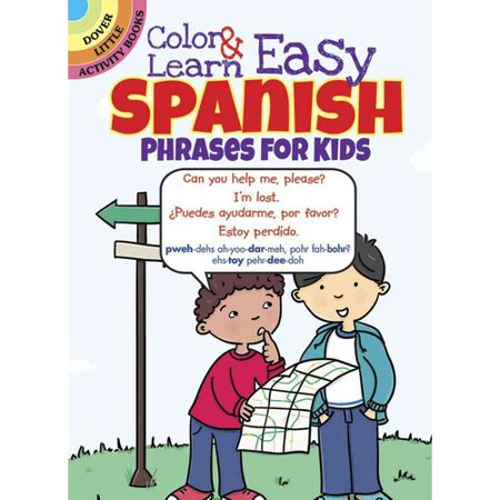 Color   Learn Easy Spanish Phrases For Kids
