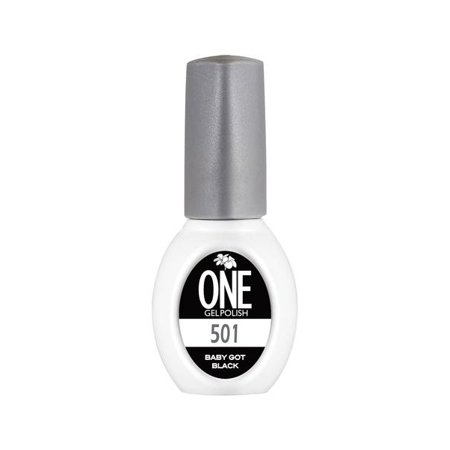 One Gel, Premium Gel Polish Color, Long Lasting Formula For Manicure, Pedicure, Salon, and Spa, 0.5oz](Cool And Easy Halloween Makeup)