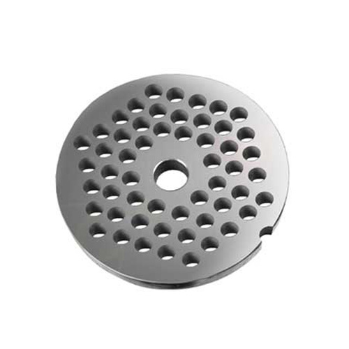 Weston 10-12 Grinder Stainless Steel Plate 8mm Grinder Plate 8mm