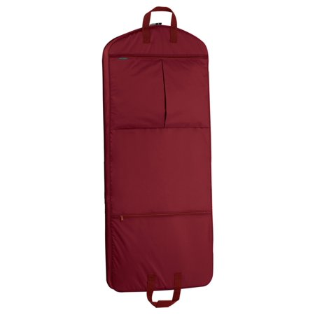 Wally Bags Wallybags Reg 52 Inch Garment Bag With Pockets