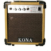 Kona 10-Watt Electric Guitar Amplifier, Golden Finish