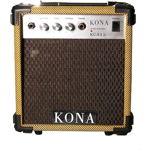 Kona 10-Watt Electric Guitar Amplifier, Golden Finish