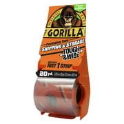 Gorilla 20 Yd. Heavy Duty Packaging Tape, Tough & Wide
