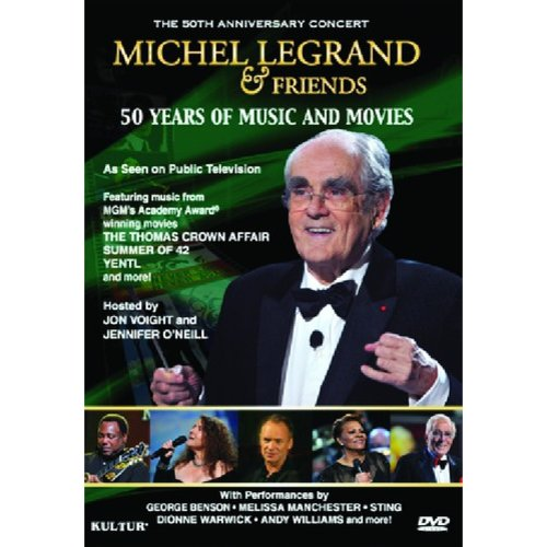 Michel Legrand & Friends: 50 Years Of Music And Movies (Widescreen)