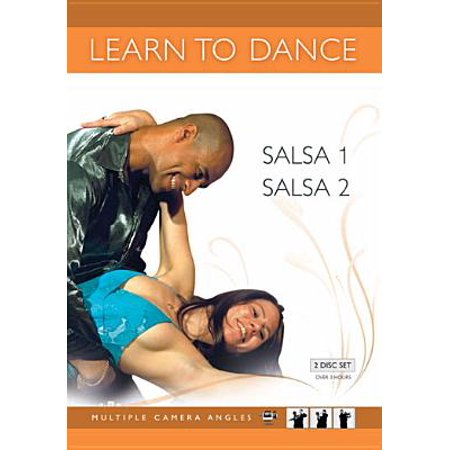 Learn To Dance: Salsa (Widescreen) (Best Way To Learn To Dance)
