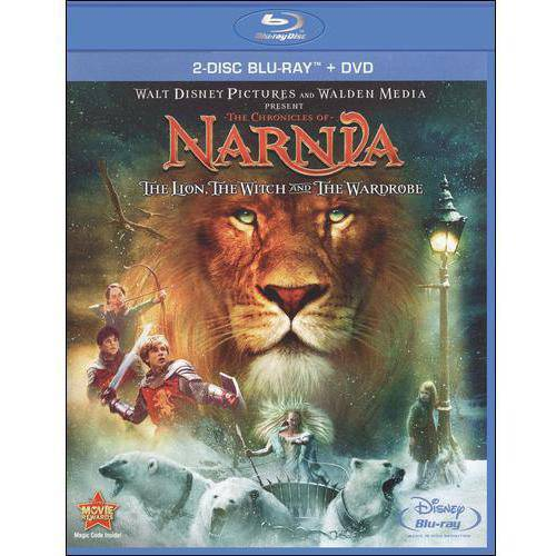 The Chronicles Of Narnia: The Lion, The Witch And The Wardrobe (Blu-ray + DVD) (Widescreen)
