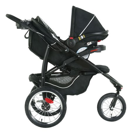 Graco - FastAction Click Connect Travel System - Colton - image 4 of 4