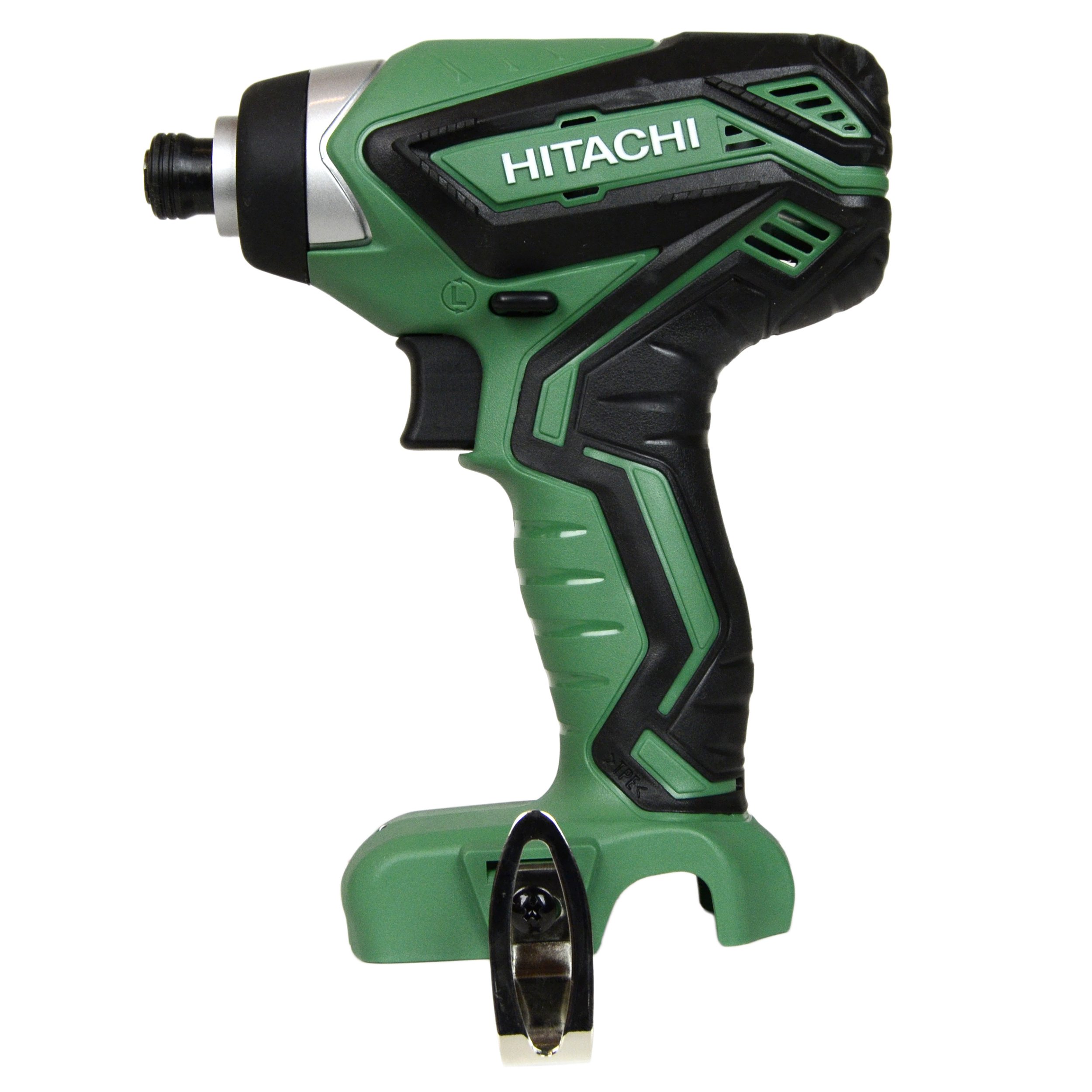 "Hitachi Power Tools WH10DFL2 12V Lithium-Ion Cordless 1/4"" Impact Driver, Bare Tool"
