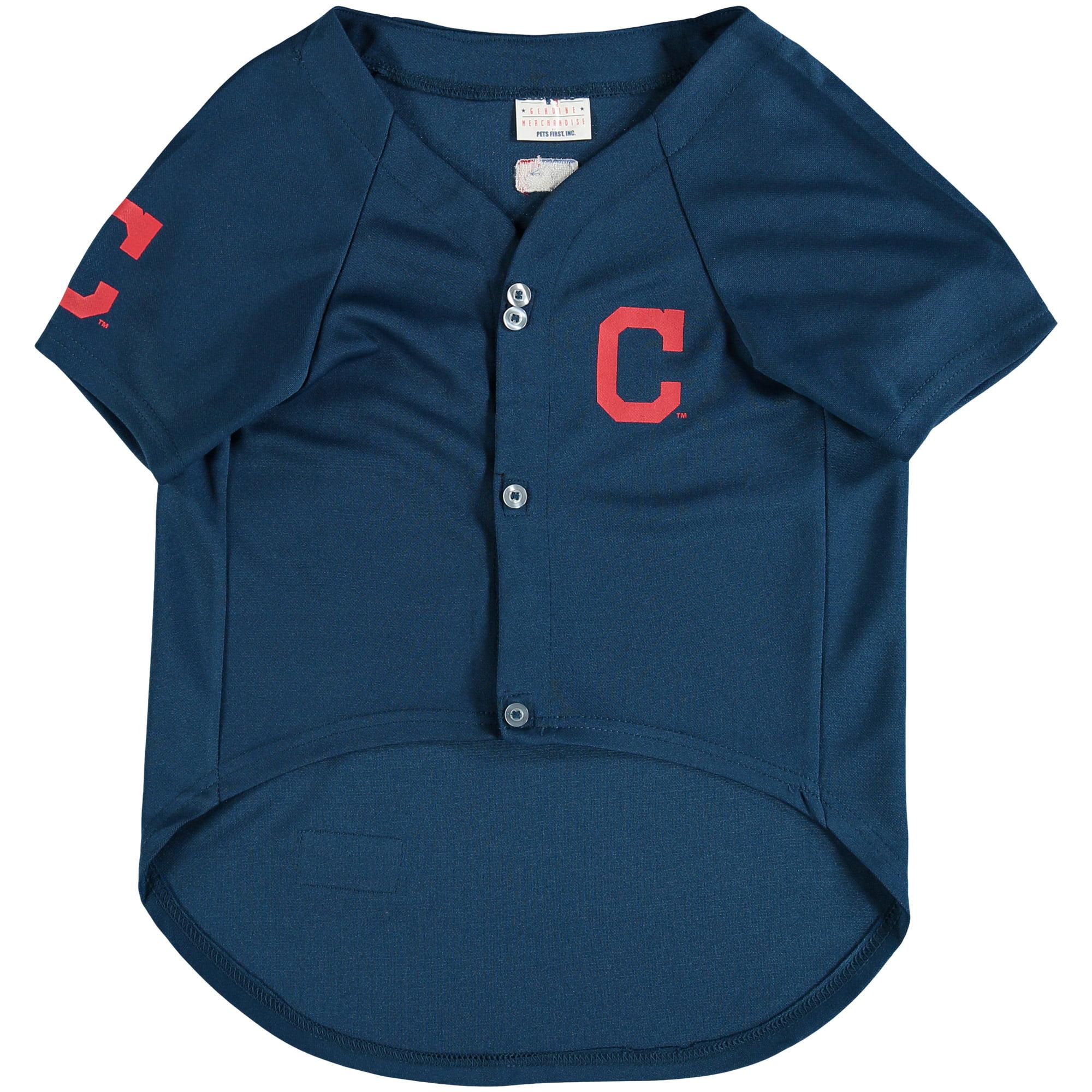 Cleveland Indians MLB Dog Jersey -