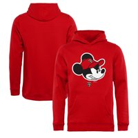 Florida Panthers Fanatics Branded Youth Disney Game Face Pullover Hoodie - Red