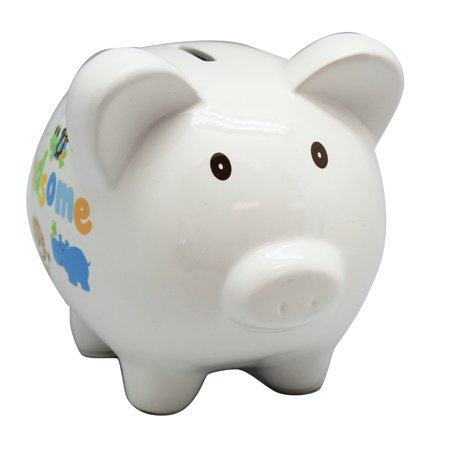 Tender Kisses My First Piggy Bank  Handsome