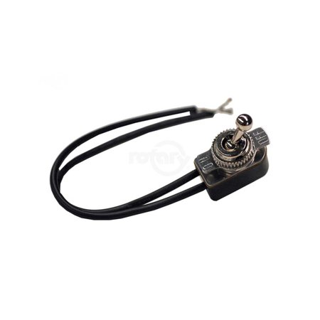 Toggle Switch with 2, 6