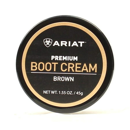 Ariat Accessories Unisex Premium Boot Cream BROWN (Delicate Cognac)