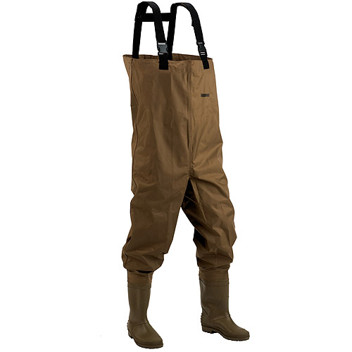 Hodgman Mackenzie Cleated Bootfoot Chest Waders Brown by Hodgman