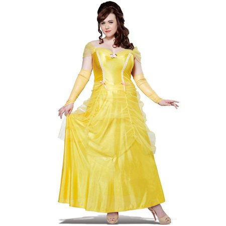 Plus Size Adult Classic Beauty Costume