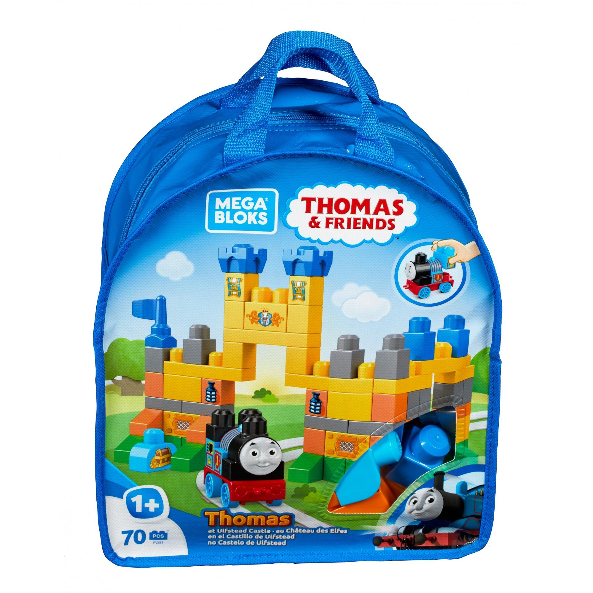 Mega Bloks Thomas & Friends Ulfstead Castle Building Set