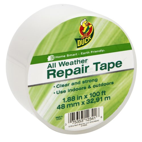 Duck All Weather Repair Tape, 100'
