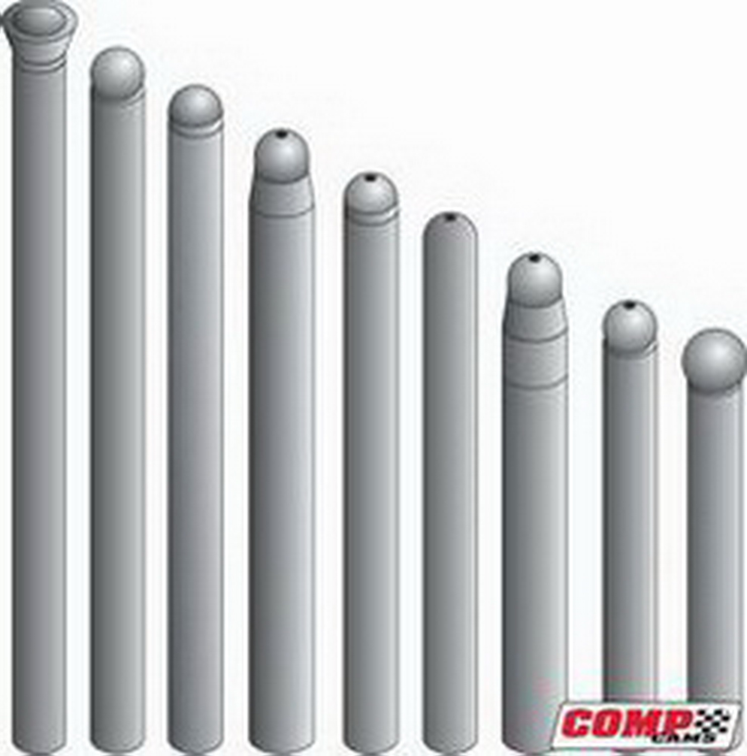 Competition Cams 782316 Hi-Energy Pushrods For Ford 351W