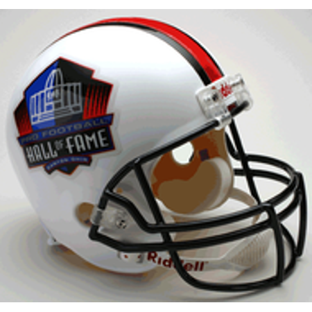 Riddell Deluxe Replica Helmet Hall of Fame