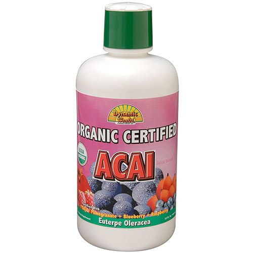Dynamic Health Acai Juice Blend, 33.8 oz