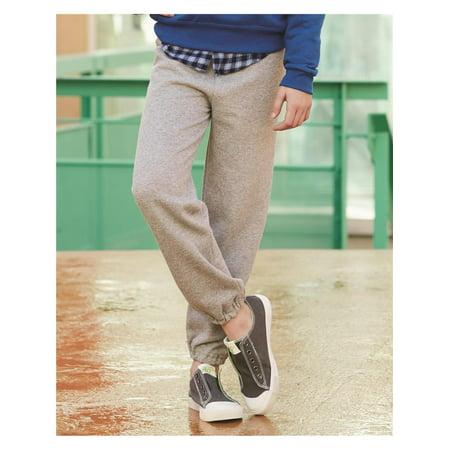 Jerzees Fleece NuBlend Youth Sweatpants (Nublend Youth Sweatpants)