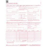 NEW CMS-1500 INSURANCE CLAIM FORMS, HCFA (Version 02/12) - 2 CASES (5000 SHEETS/FORMS)