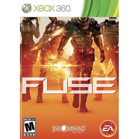 FUSE (Xbox 360) - Walmart.com on fuse demo review, fuse box art, fuse world,