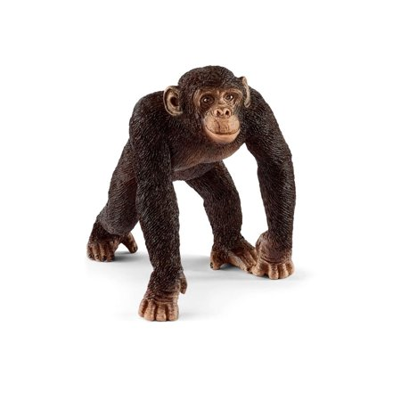 Chimpanzee, Male - Play Animal by Schleich - Stuffed Chimpanzee
