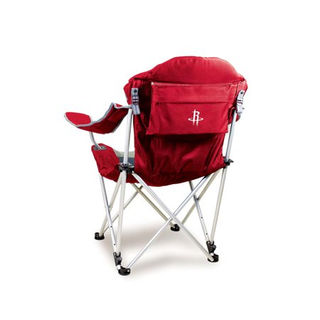 Houston Rockets Reclining Camp Chair (Red) by