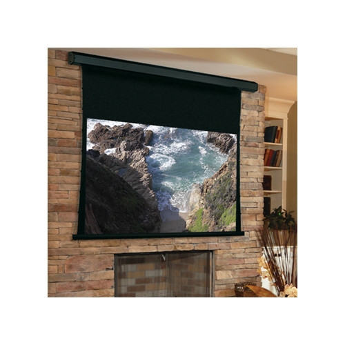 Draper Premier Matte White Electric Projection Screen