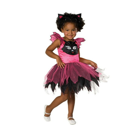 Girl's Kitty Cat Costume Rubies 882825