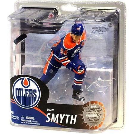 McFarlane NHL Sports Picks Series 30 Ryan Smyth Action Figure [Blue Jersey]