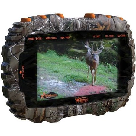 Wildgame Innovations Trail Pad Media Viewer  4 3  Color Display