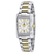 Nobel Watch N 7101L Stainless Steel Two-tone Ladys Watch  Sapphire Crystal  Swiss Movement  Water-resistant 3ATM