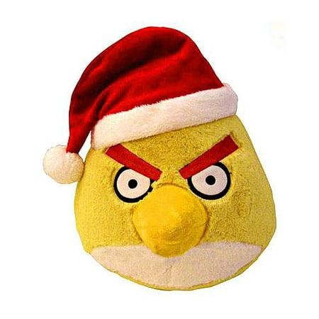 angry birds yellow bird plush christmas - Christmas Angry Birds