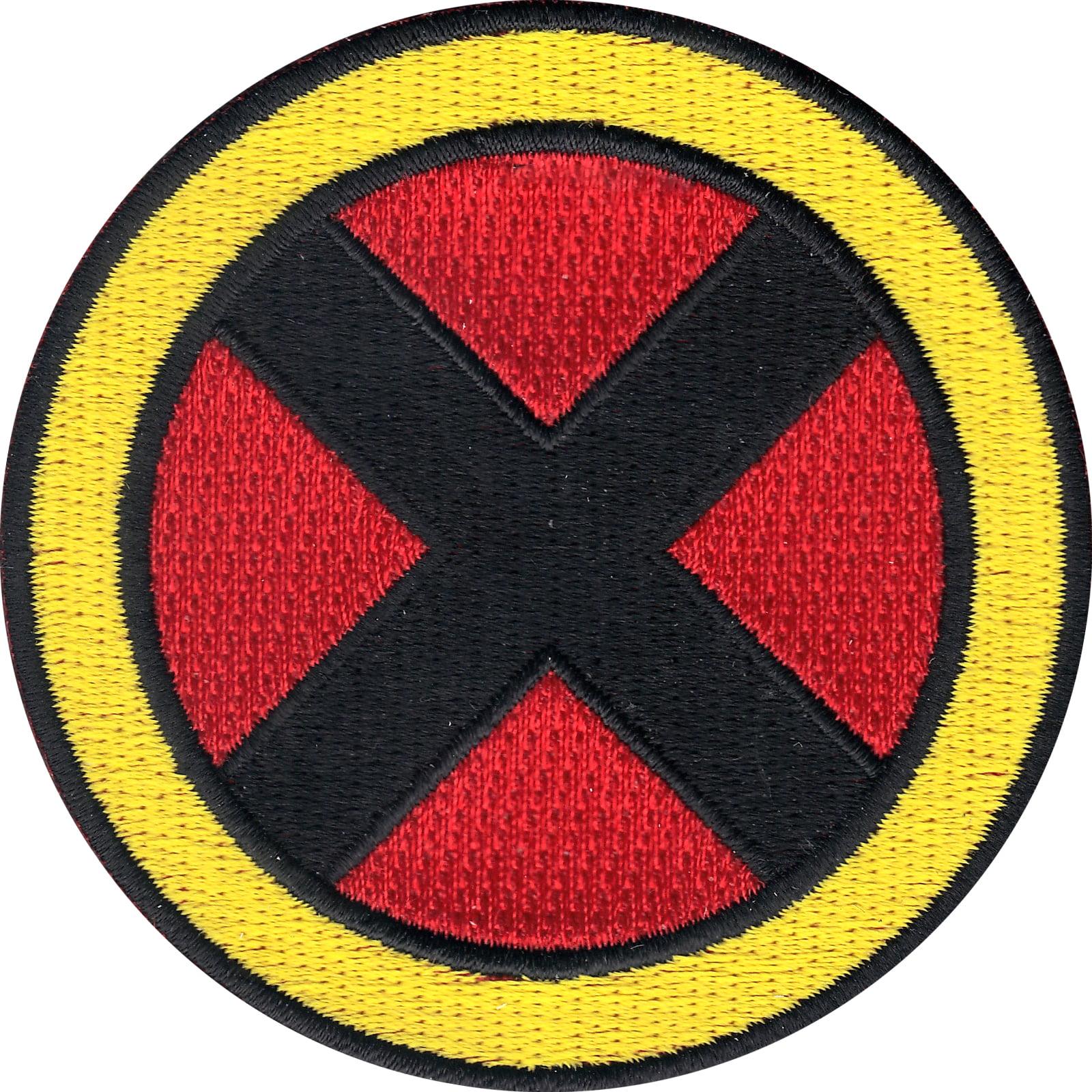 Marvel X-Men Wolverine Logo Iron on Patch