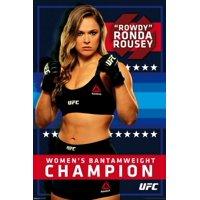 UFC - Ronda Rousey - Reebok Poster Poster Print