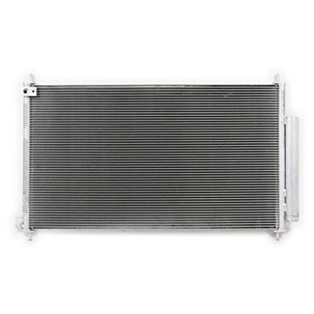 A-C Condenser - Pacific Best Inc For/Fit 3997 12-16 Honda CRV Parallel Flow Construction w/Receiver &