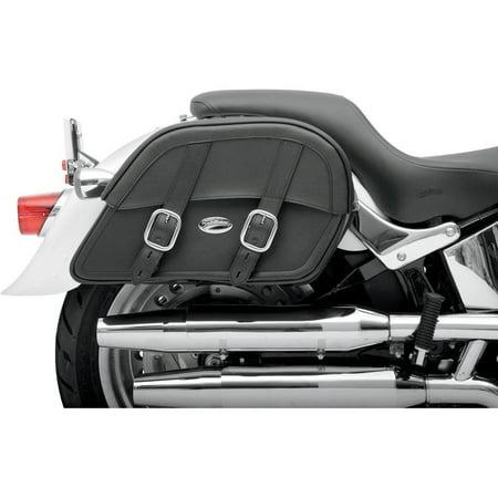 Saddlemen 3501-0440 Drifter Slant Saddlebag - Custom Fit - 17 1/2in.L x 10 1/2in.H x - Drifter Saddlebag