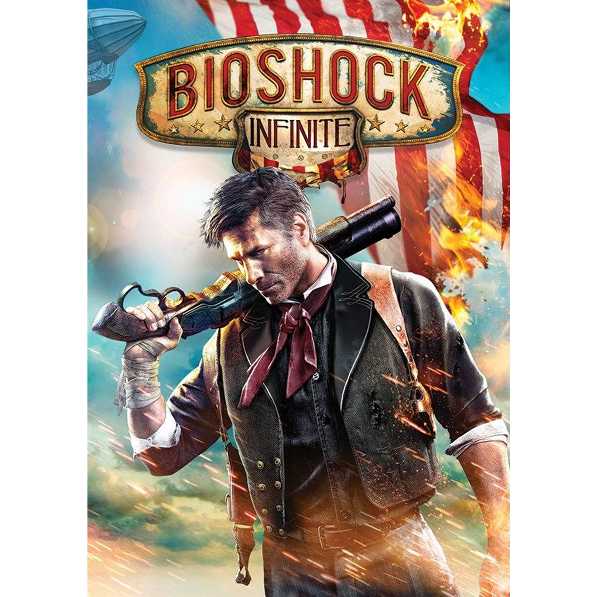 Image of BioShock Infinite (PC) (Digital Download)