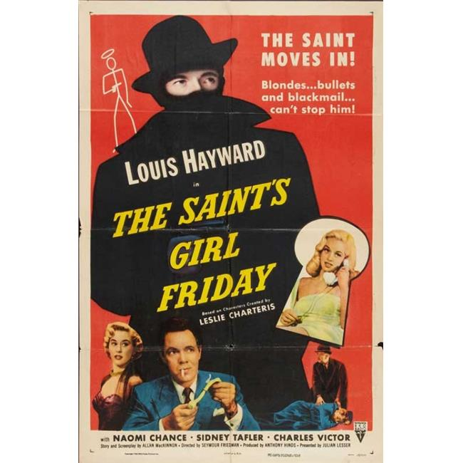 Posterazzi MOVGB91711 The Saints Girl Friday Movie Poster - 27 x 40 in. - image 1 de 1