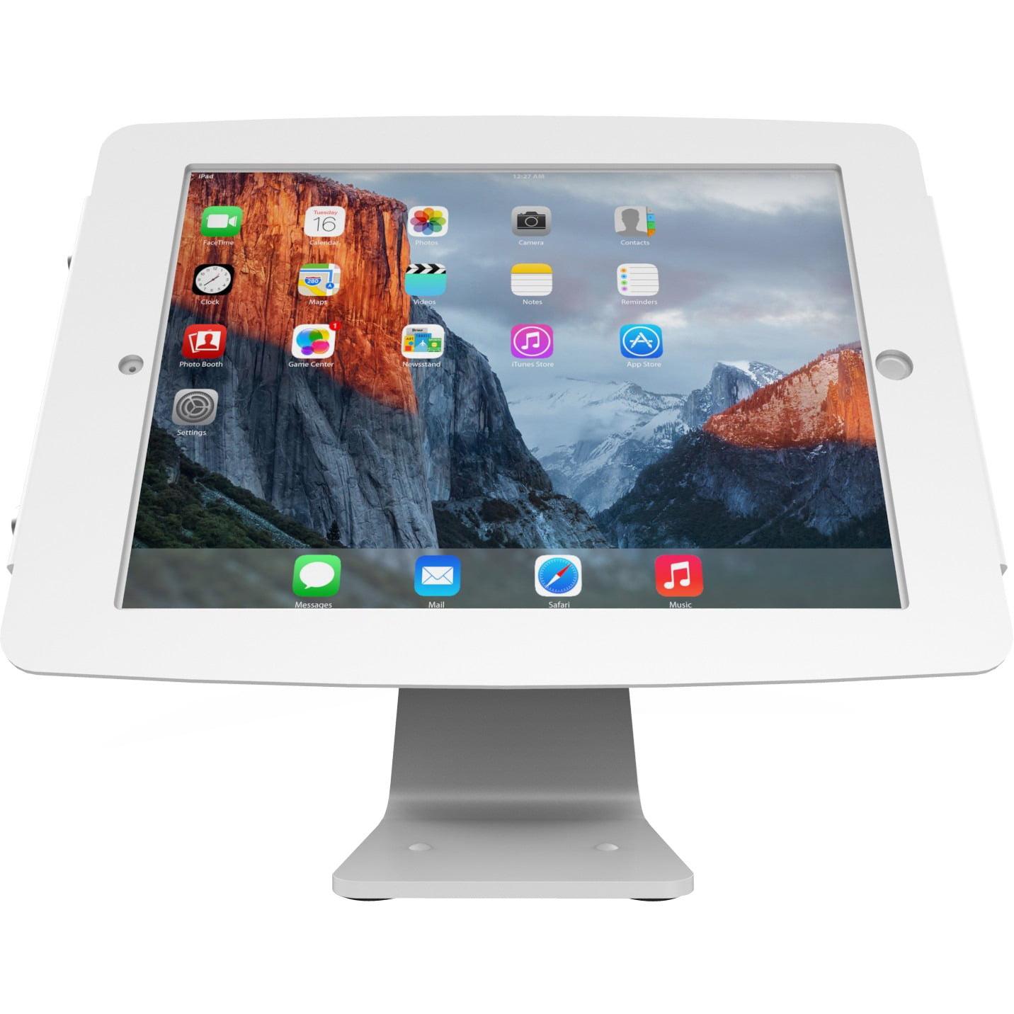 Maclocks Space iPad 360 Rotating and Tilting Enclosure for iPad Pro 360 (White)